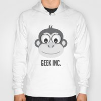 monster inc Hoodies featuring geek inc. by ann art