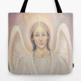 Archangel Anael, Angel of Love Tote Bag