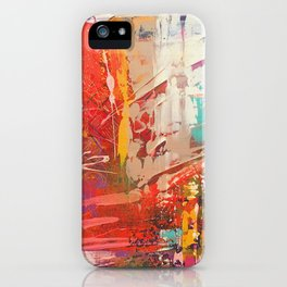 Perspicacity iPhone Case