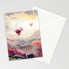 Zeppelins Stationery Cards