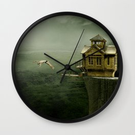 The Dive Wall Clock