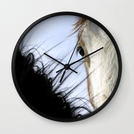 Clydesdales Wall Clock