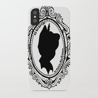 peter pan iPhone & iPod Cases featuring Peter Pan  by Lydia Dick