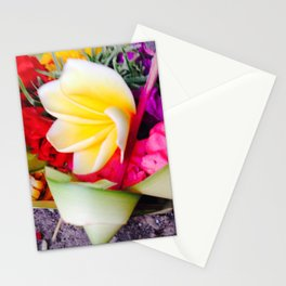 Bali offering 2 Stationery Cards
