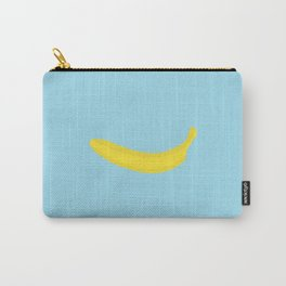 Banana print Carry-All Pouch