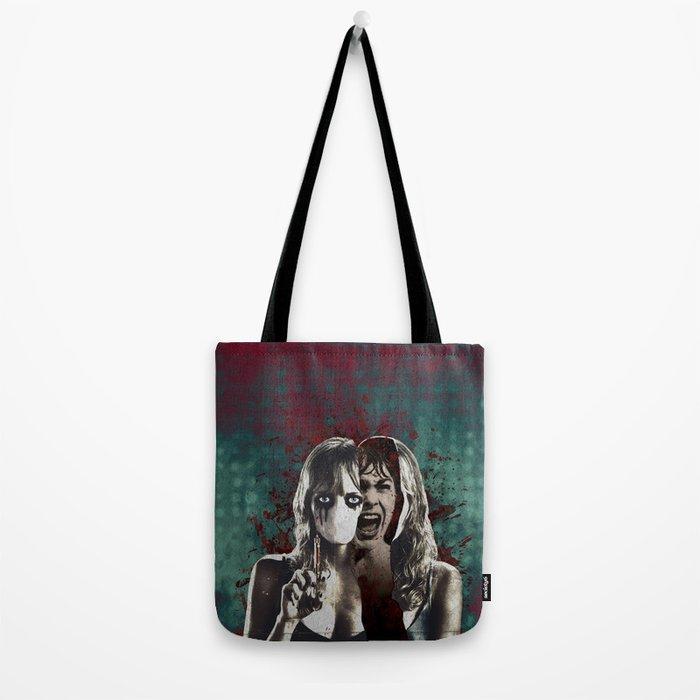 Twisted Nerve Tote Bag