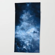 ε Delphini Beach Towel