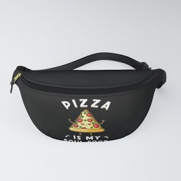 Pizza Gift I Love Pizza Soul Food Fanny Pack