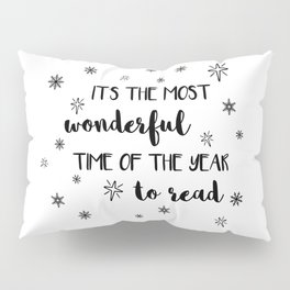It's the most wonderful time of the year to read Pillow Sham