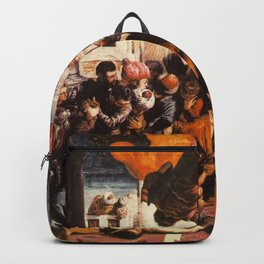 Tintoretto - Miracle of the Slave Backpack