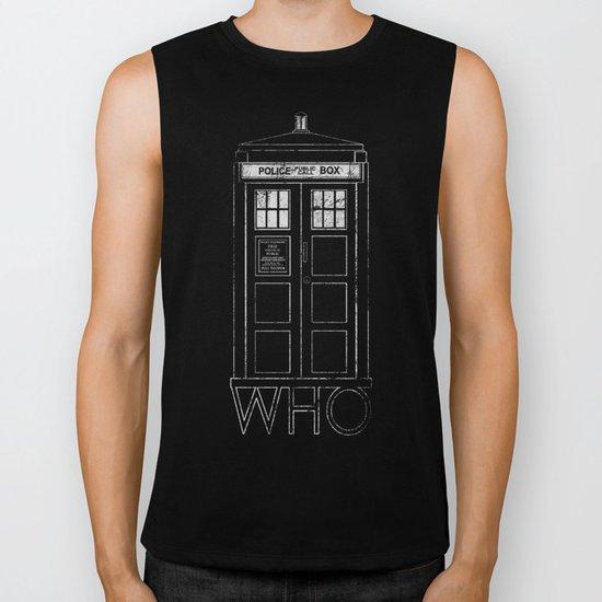 Doctor WHO Biker Tank