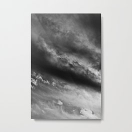Brewing Storm VI Metal Print
