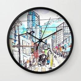 My City of Toronto Wall Clock