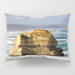 Key hole Rock Pillow Sham