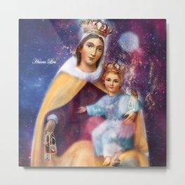 14. Virgen del Carmen (MAR) Metal Print