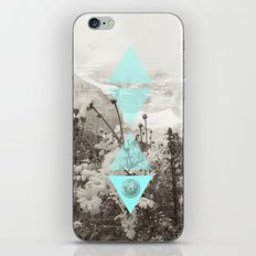 Mountain Breeze iPhone & iPod Skin