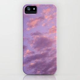 pastel sky iPhone Case