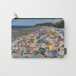 The beach 01 Carry-All Pouch