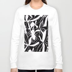 Snowy Forest II Long Sleeve T-shirt