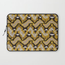 Reticulated Python Repeat Laptop Sleeve