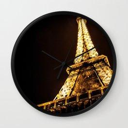 La Tour Wall Clock