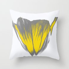 Not In Nature Throw Pillow
