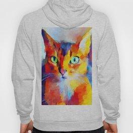 Abyssinian Cat Hoody