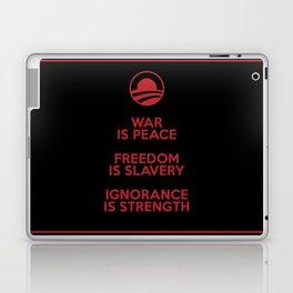 Obama meets Orwell Laptop & iPad Skin