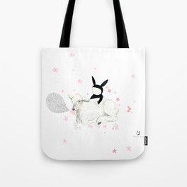 The Lamb  Tote Bag