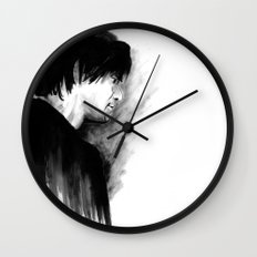 DARK COMEDIANS: Jim Carrey Wall Clock