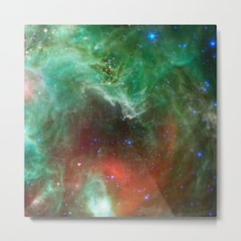 Constellation Orion Metal Print