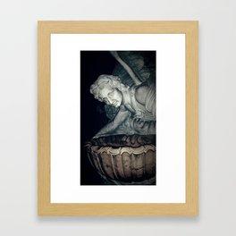 The Angel of GOD Framed Art Print