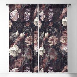 EXOTIC GARDEN - NIGHT III Blackout Curtain