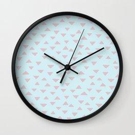 Rocko's Shirt Pattern Wall Clock