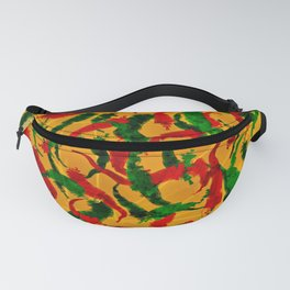 Chile Madness design Fanny Pack