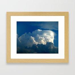 Lenticular Cloud Framed Art Print