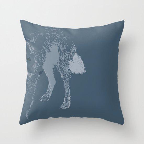 Stray Throw Pillow