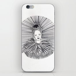 Gloria by Liz iPhone Skin