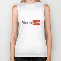 youtube Biker Tanks featuring Vinnie & Me YouTube by Vinnie&Me