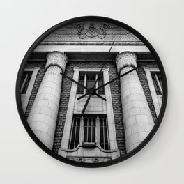 Salt Lake City Masonic Temple - Utah Wall Clock