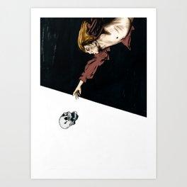 Grow Old, Die Alone Art Print