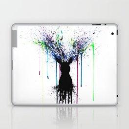 Colorful deer Laptop & iPad Skin