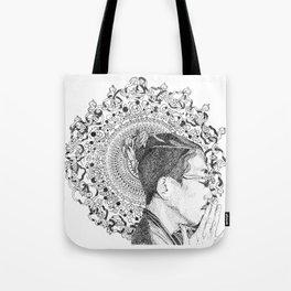 mandala007 Tote Bag