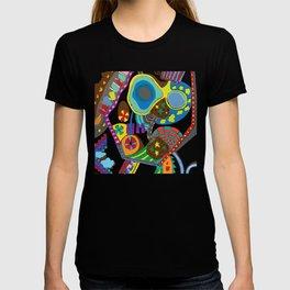 Childish Landscape T-shirt