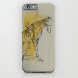 Vainilla I iPhone Case