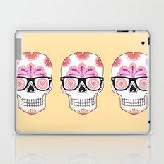 sugar skull #bonethug Laptop & iPad Skin