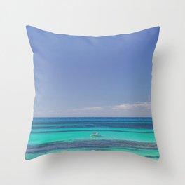 Rottnest Island Basin 1 Throw Pillow