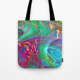 Song of the Sirens Tote Bag