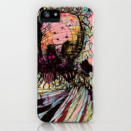 Fly Fly Fly Away iPhone Case
