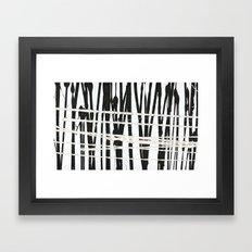Black Forest Framed Art Print
